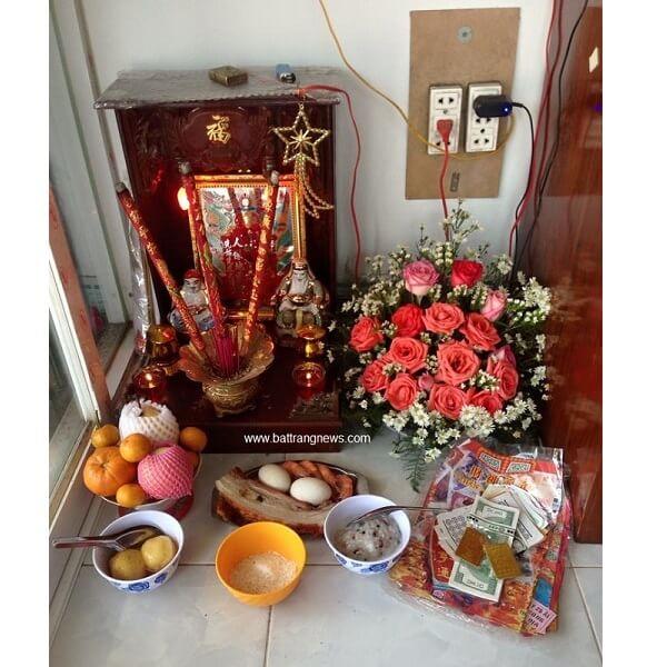 Cách đặt bàn thờ Thần Tài Ông Địa đúng chuẩn để tài lộc vào nhà như nước