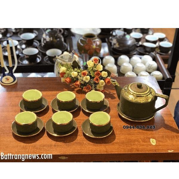 Nhà cung cấp gốm sứ Bát Tràng chiết khấu cao, hàng chuẩn