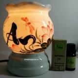 Có nên dùng đèn xông tinh dầu cho trẻ sơ sinh hay không?