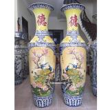 Giá lọ lộc (lục) bình gốm sứ Bát Tràng bao nhiêu tiền trên thị trường