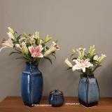 Mẫu lọ hoa gốm sứ Bát Tràng đẹp cao cấp dùng trang trí phong thủy