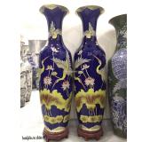 Tổng hợp hơn 100+ mẫu lọ lộc bình Bát Tràng cao cấp bằng gốm sứ vẽ kỹ