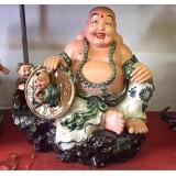 Mua tượng Phật Di Lặc bằng gốm sứ Bát Tràng ở đâu giá rẻ nhất
